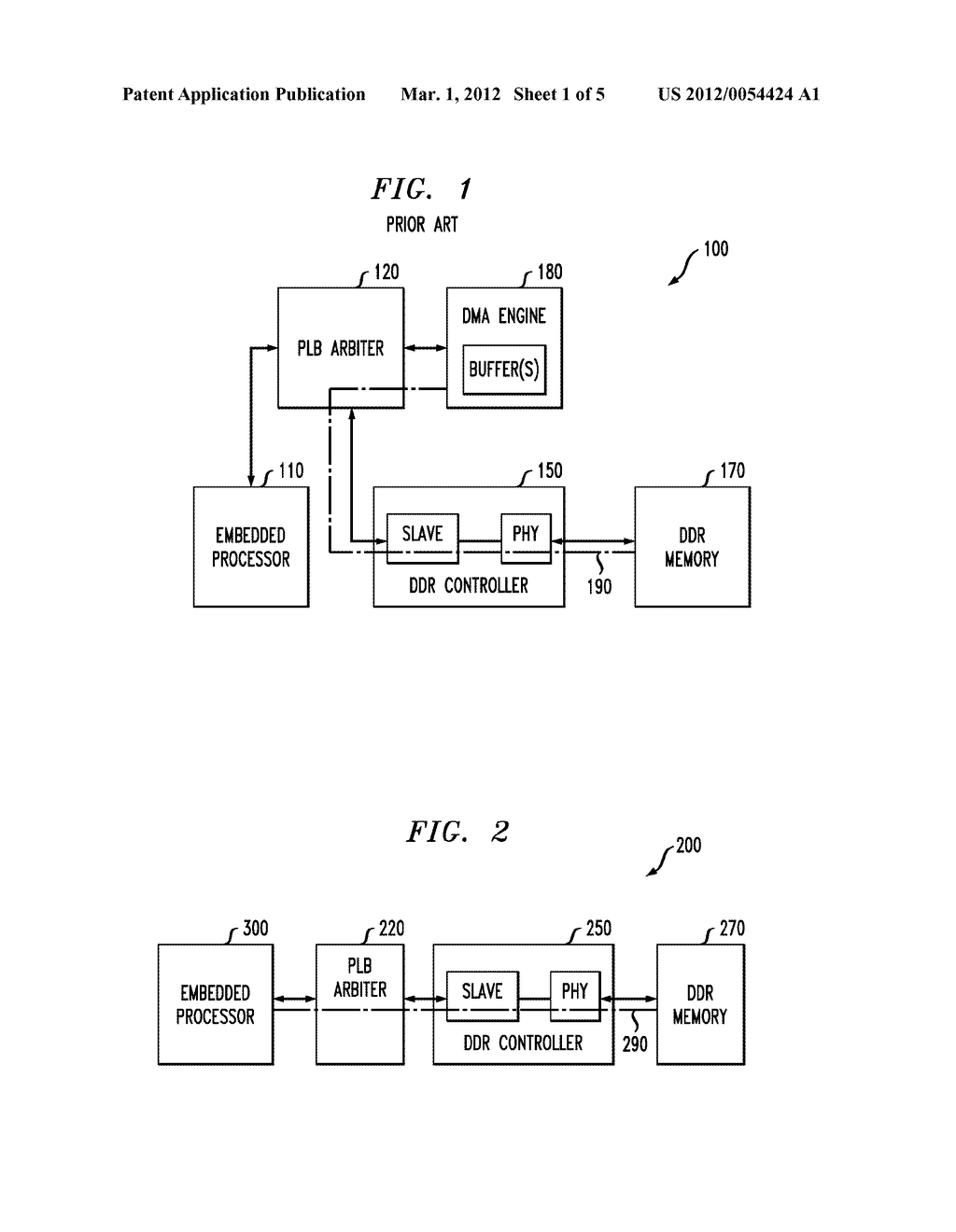 METHODS AND APPARATUS FOR BURST DATA TRANSFERS BETWEEN DOUBLE DATA RATE     (DDR) MEMORIES AND EMBEDDED PROCESSORS DURING TRAINING - diagram, schematic, and image 02
