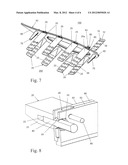 BLADE MODULE, A MODULAR ROTOR BLADE AND A METHOD FOR ASSEMBLING A MODULAR     ROTOR BLADE diagram and image