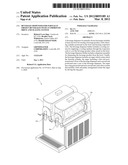 BEVERAGE DISPENSER FOR PARTIALLY FROZEN BEVERAGES WITH AN IMPROVED DRIVE     AND SEALING SYSTEM diagram and image