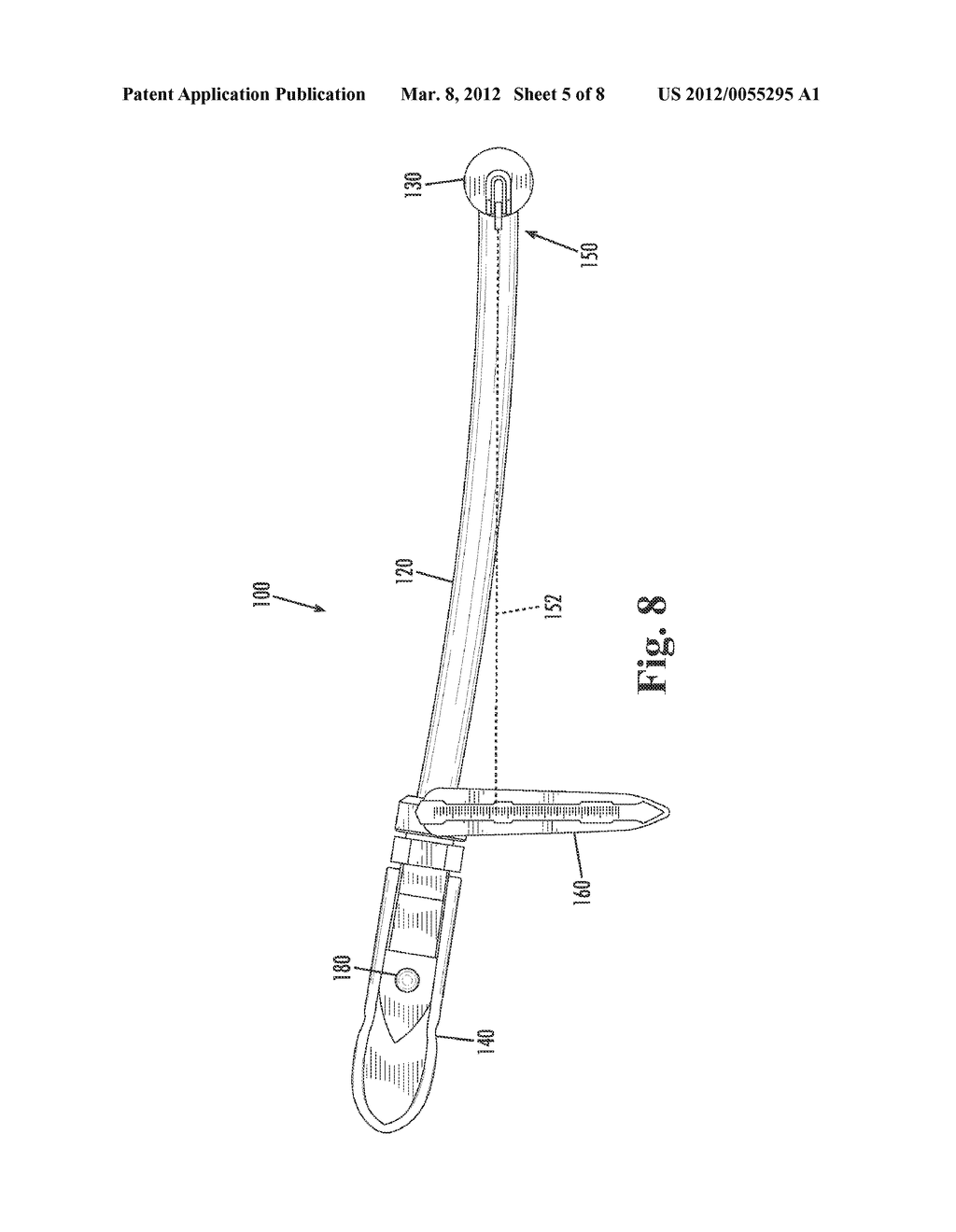 Laser Beam Deflection Torque Wrench Diagram Schematic And Image 06