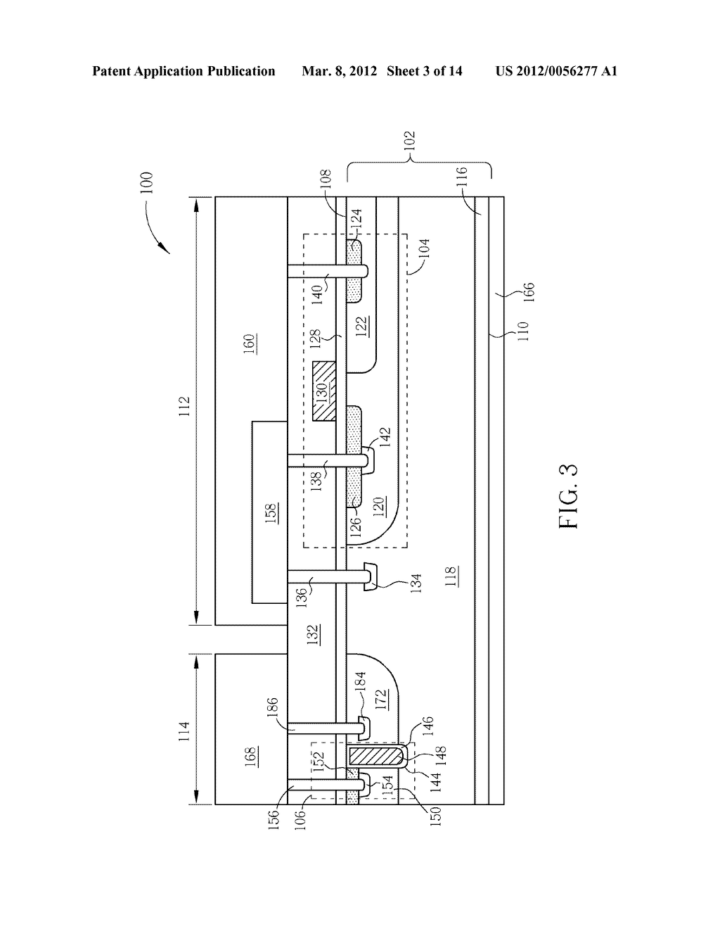 SEMICONDUCTOR DEVICE INTEGRATED WITH CONVERTER AND PACKAGE STRUCTURE     THEREOF - diagram, schematic, and image 04