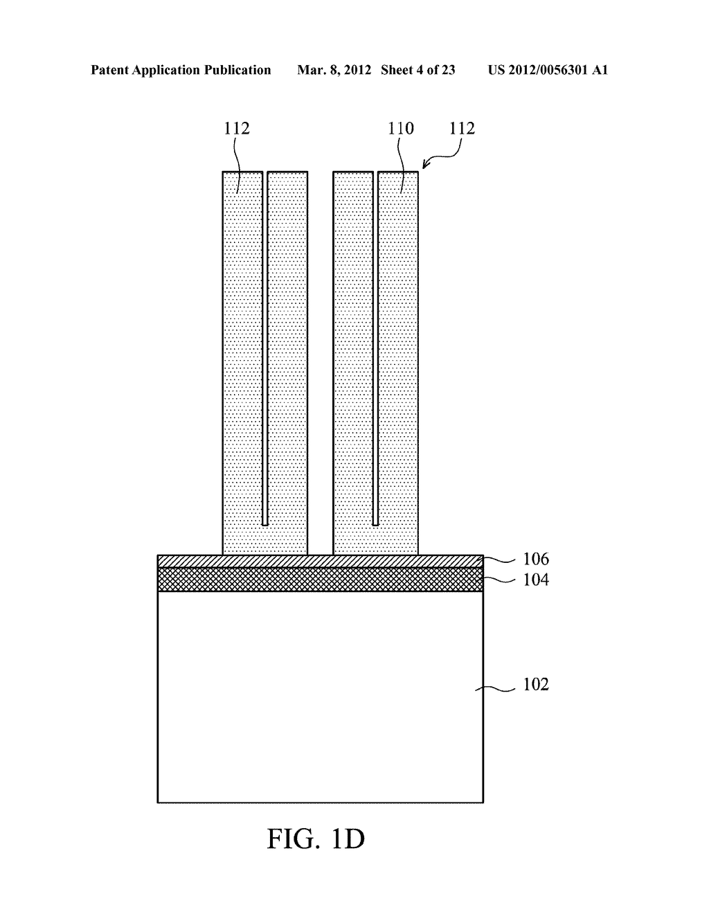 STACK CAPACITOR OF MEMORY DEVICE AND FABRICATION METHOD THEREOF - diagram, schematic, and image 05