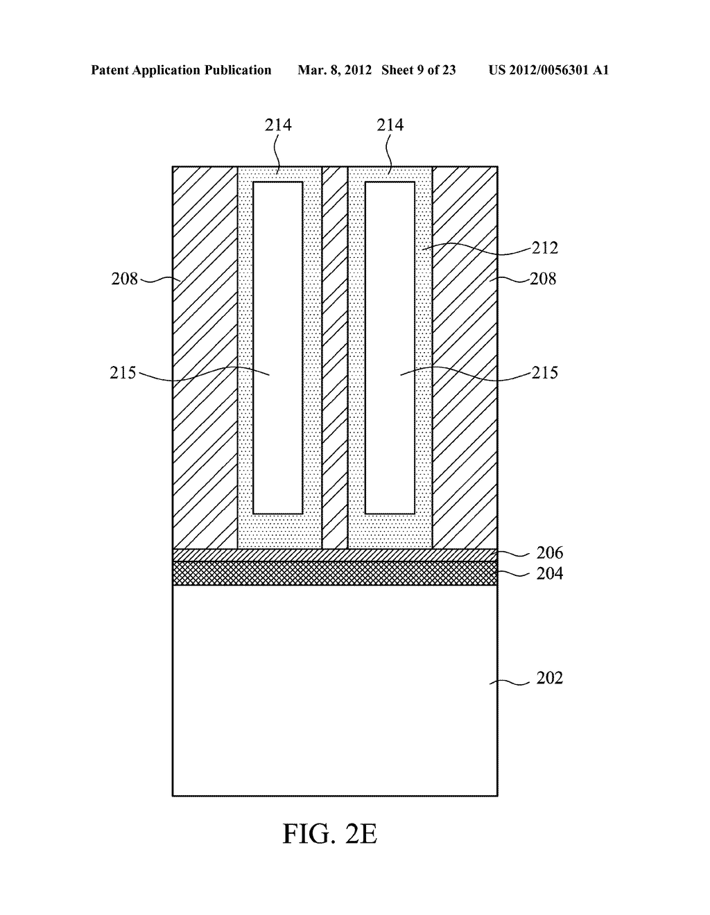 STACK CAPACITOR OF MEMORY DEVICE AND FABRICATION METHOD THEREOF - diagram, schematic, and image 10