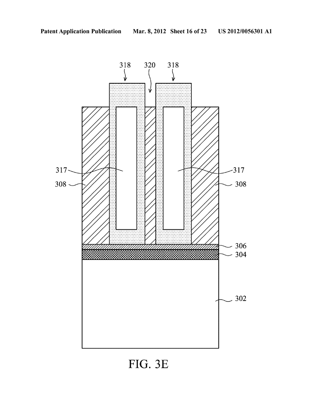 STACK CAPACITOR OF MEMORY DEVICE AND FABRICATION METHOD THEREOF - diagram, schematic, and image 17