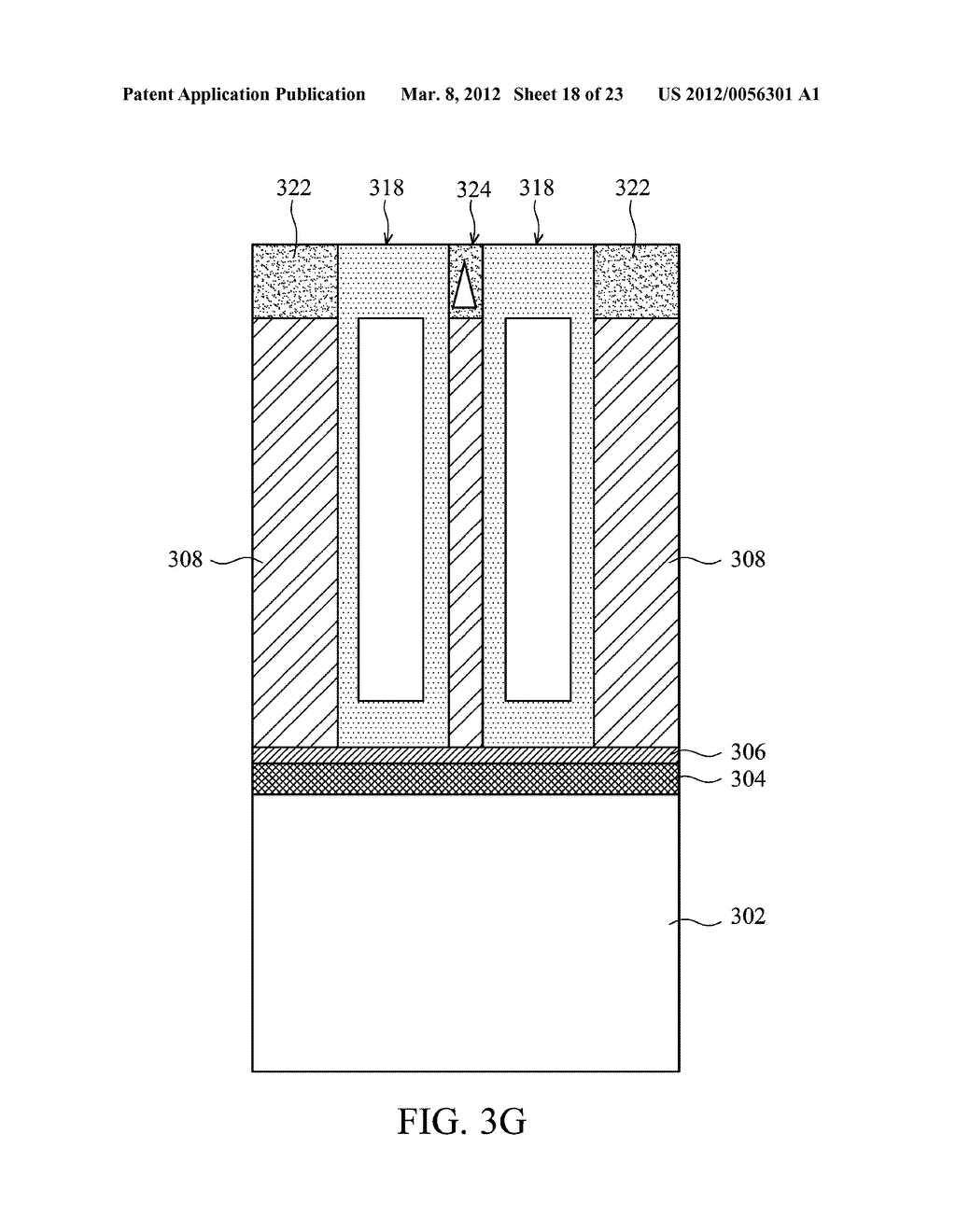 STACK CAPACITOR OF MEMORY DEVICE AND FABRICATION METHOD THEREOF - diagram, schematic, and image 19