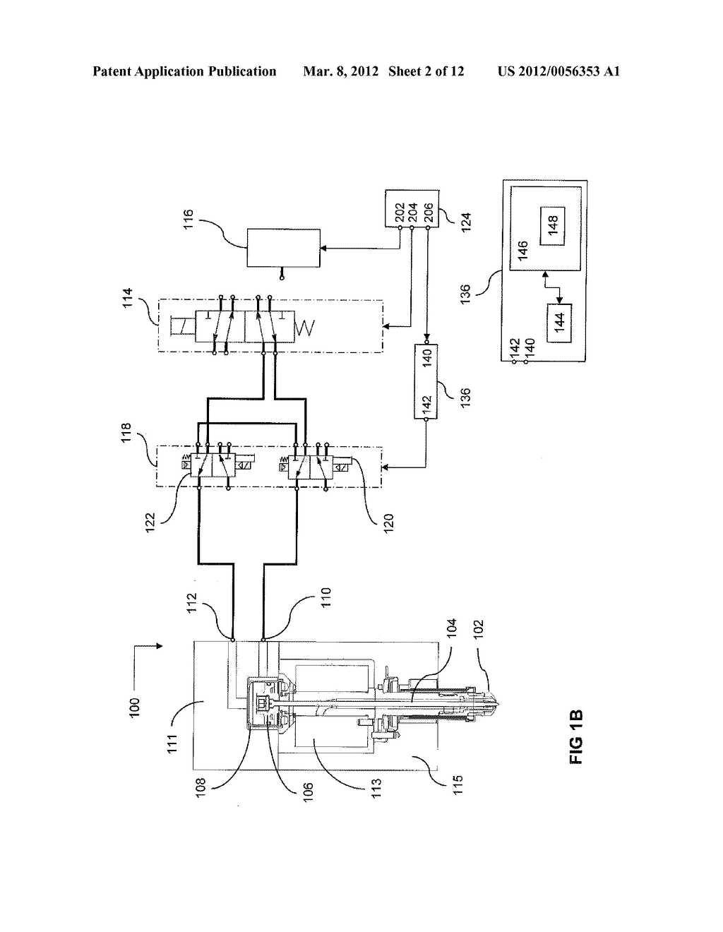 INJECTION-MOLDING SYSTEM INCLUDING PRESSURE-EQUALIZATION CIRCUIT - diagram, schematic, and image 03