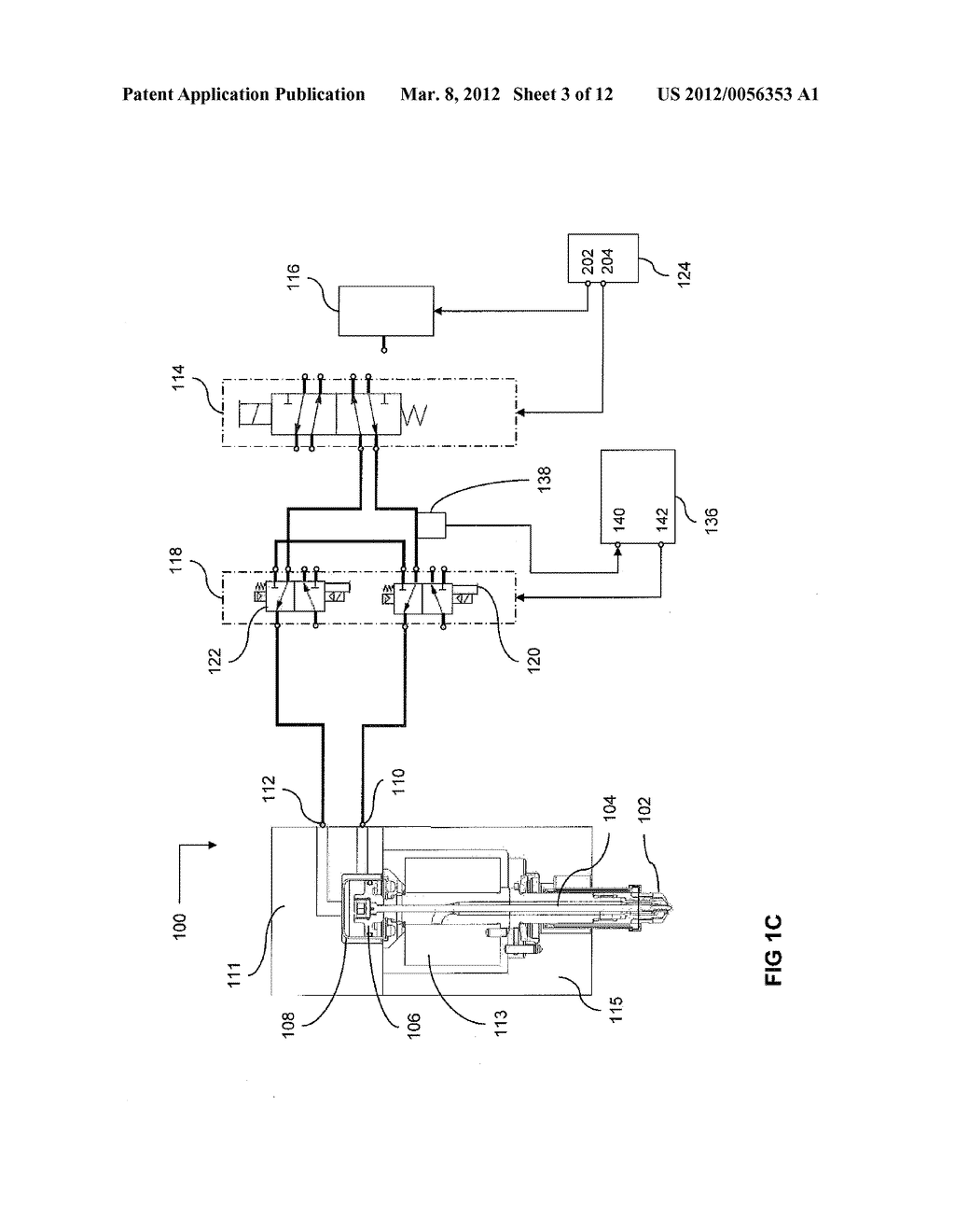 INJECTION-MOLDING SYSTEM INCLUDING PRESSURE-EQUALIZATION CIRCUIT - diagram, schematic, and image 04