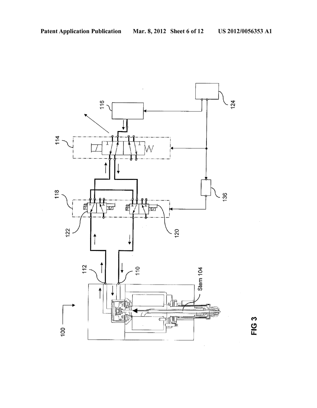 INJECTION-MOLDING SYSTEM INCLUDING PRESSURE-EQUALIZATION CIRCUIT - diagram, schematic, and image 07