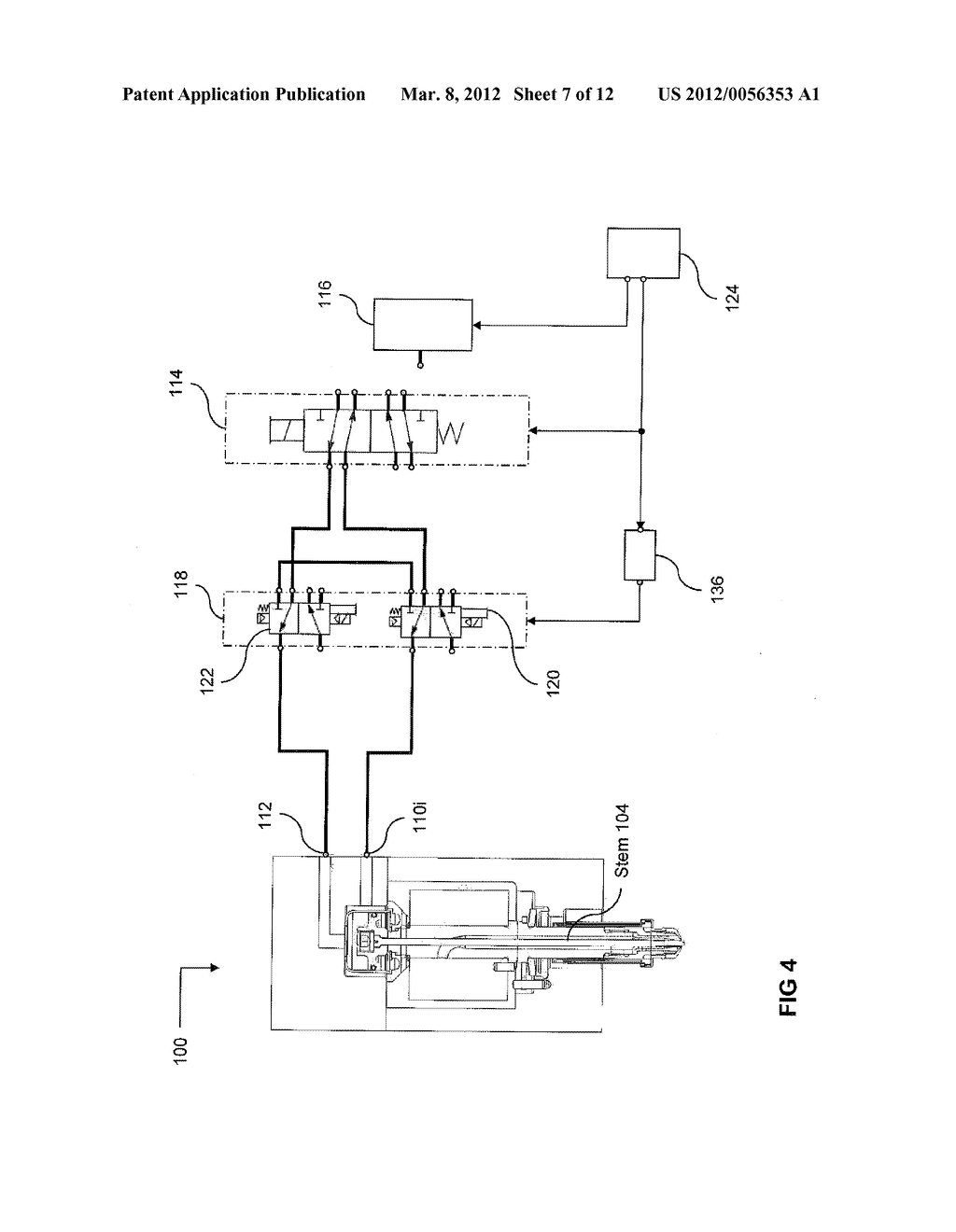 INJECTION-MOLDING SYSTEM INCLUDING PRESSURE-EQUALIZATION CIRCUIT - diagram, schematic, and image 08