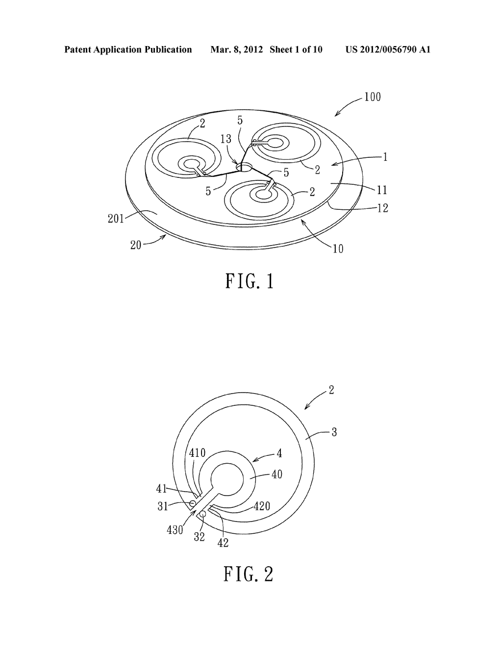 MULTI-LOOP ANTENNA SYSTEM AND ELECTRONIC APPARATUS HAVING THE SAME - diagram, schematic, and image 02