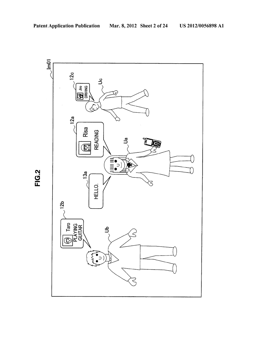 IMAGE PROCESSING DEVICE, PROGRAM, AND IMAGE PROCESSING METHOD - diagram, schematic, and image 03
