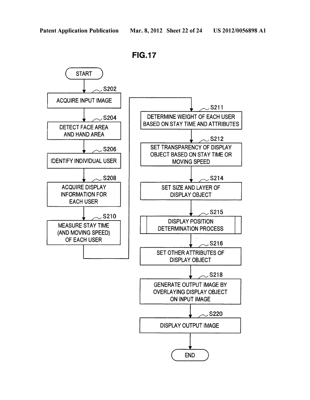 IMAGE PROCESSING DEVICE, PROGRAM, AND IMAGE PROCESSING METHOD - diagram, schematic, and image 23