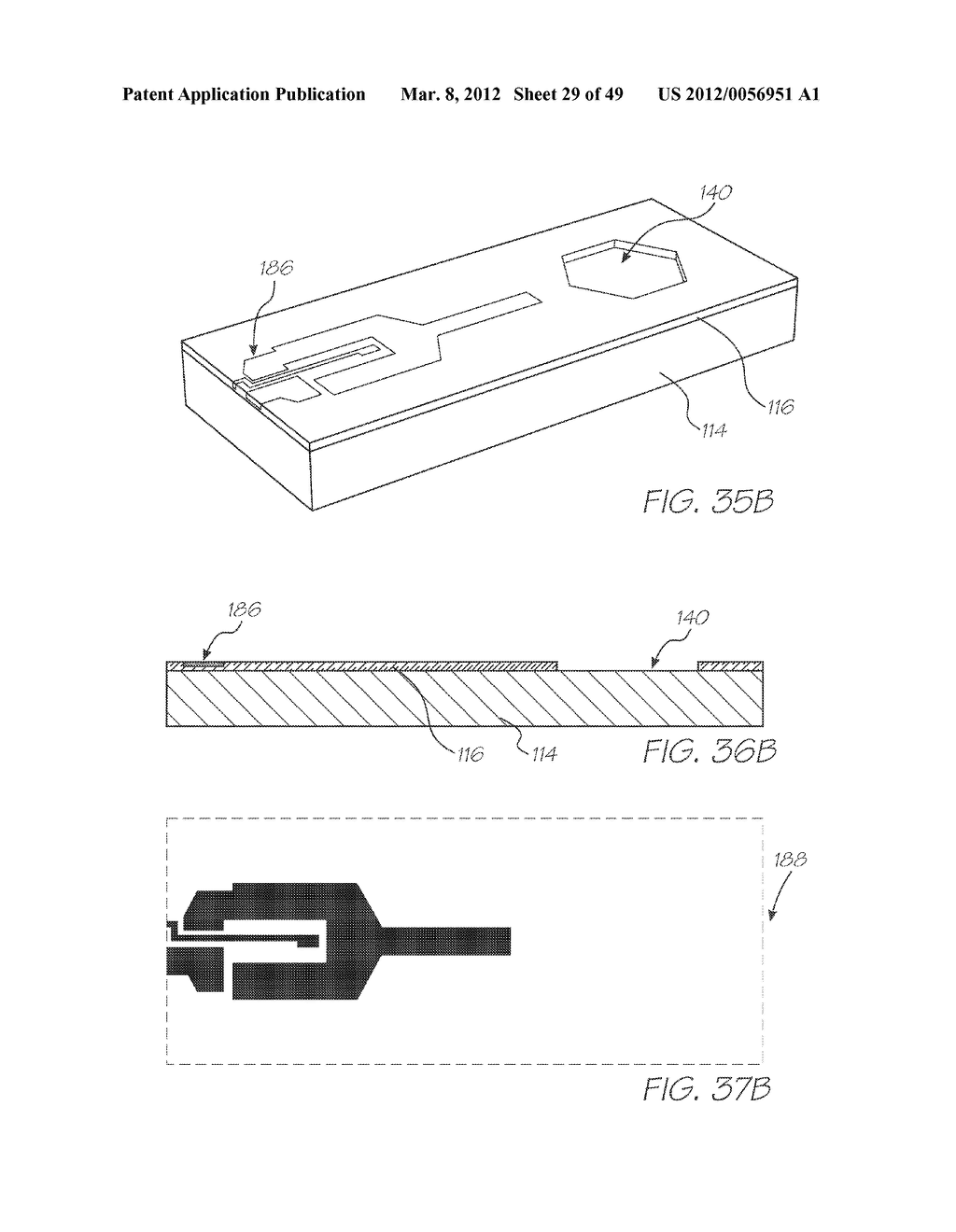 PRINTHEAD ASSEMBLY INCORPORATING INK DISTRIBUTION ASSEMBLY - diagram, schematic, and image 30