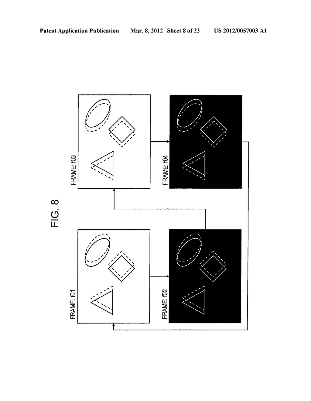 IMAGE DISPLAY APPARATUS, GLASSES FOR IMAGE OBSERVATION, IMAGE DISPLAY     CONTROL METHOD, AND PROGRAM - diagram, schematic, and image 09