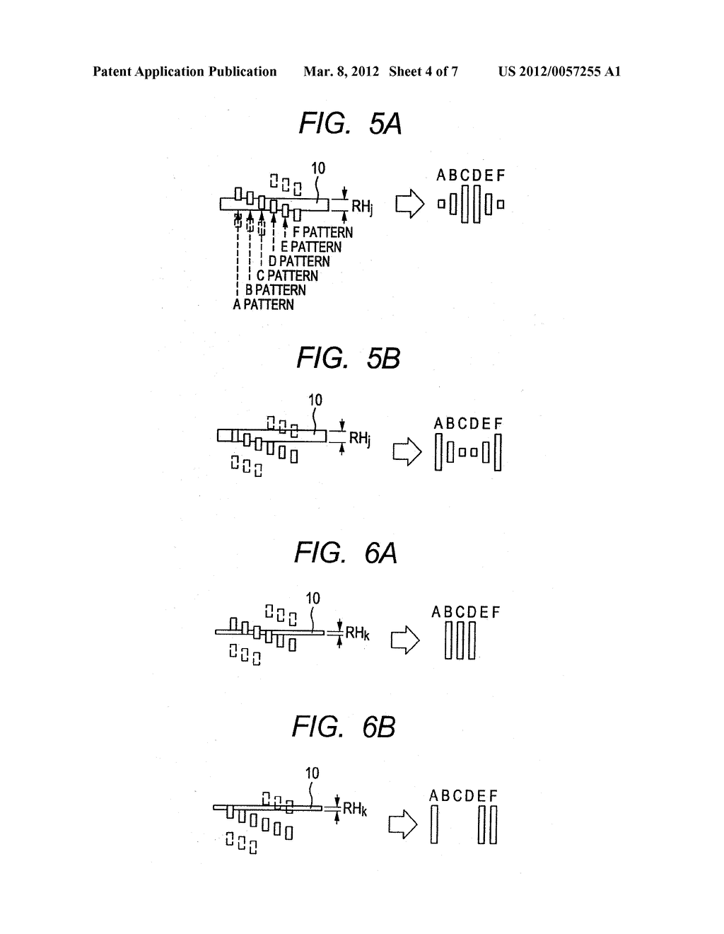 INSPECTION DEVICE OR INSPECTION METHOD FOR MAGNETIC HEAD OR MAGNETIC DISC,     AND MAGNETIC DISC RECORDING DEVICE AND MAGNETIC DISC RECORDING METHOD - diagram, schematic, and image 05