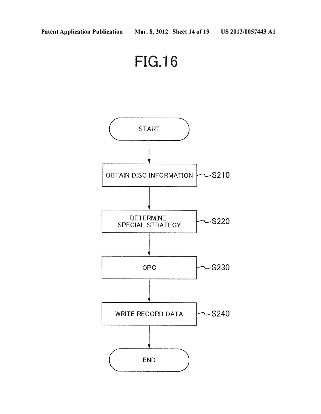 INFORMATION RECORDING APPARATUS, INFORMATION RECORDING METHOD, AND     COMPUTER PROGRAM - diagram, schematic, and image 15