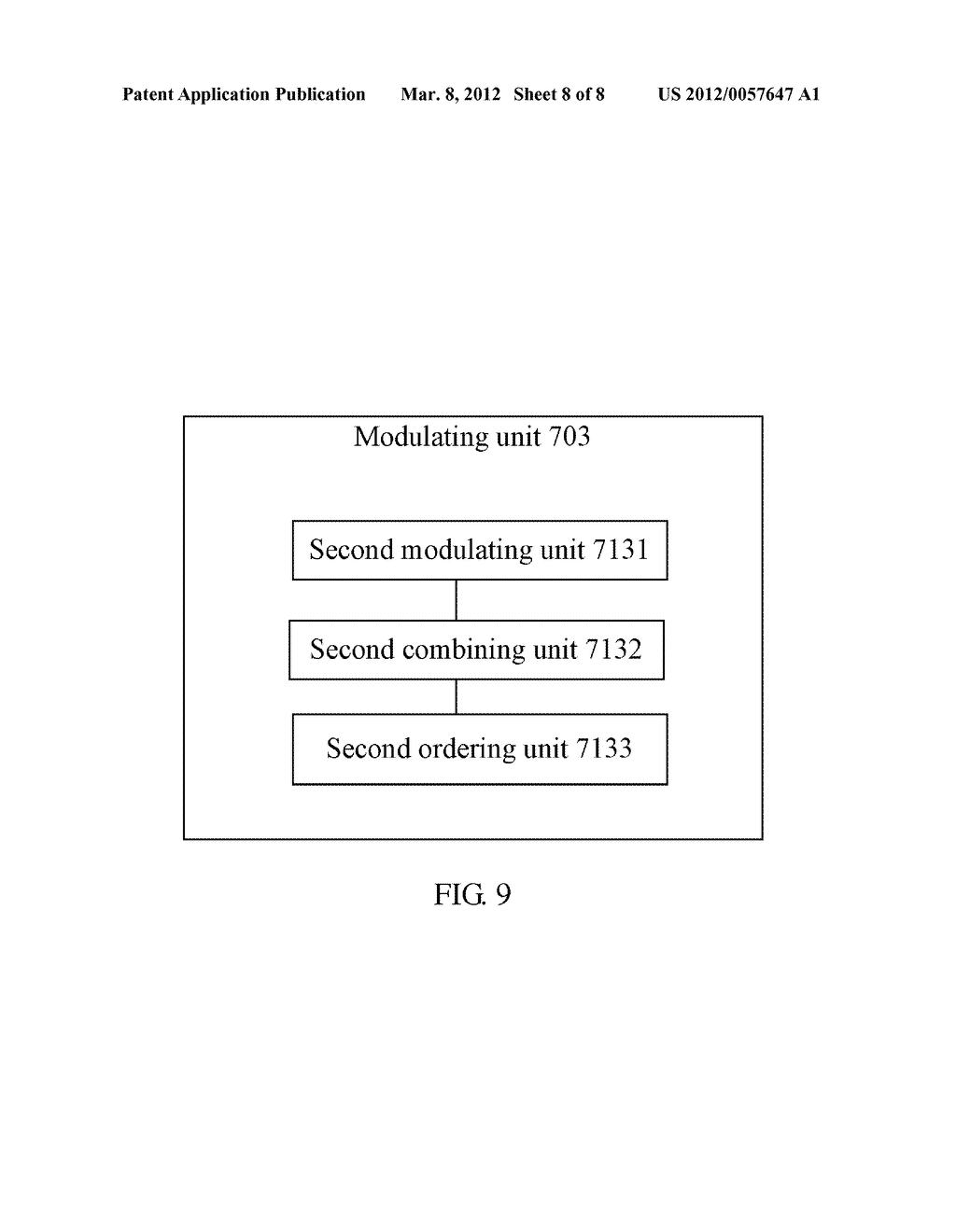Method, Apparatus and System for Transmitting Information Bits - diagram, schematic, and image 09