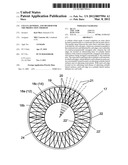 CELLULAR WHEEL AND METHOD FOR THE PRODUCTION THEREOF diagram and image