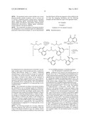 CROMOLYN DERIVATIVES AND RELATED METHODS OF IMAGING AND TREATMENT diagram and image