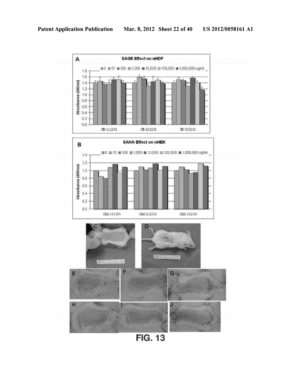 ALKYLATED SEMI SYNTHETIC GLYCOSAMINOGLYCOSAN ETHERS, AND METHODS FOR     MAKING AND USING THEREOF - diagram, schematic, and image 23