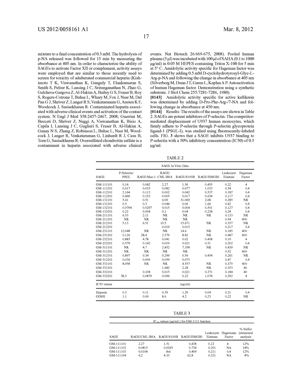 ALKYLATED SEMI SYNTHETIC GLYCOSAMINOGLYCOSAN ETHERS, AND METHODS FOR     MAKING AND USING THEREOF - diagram, schematic, and image 58