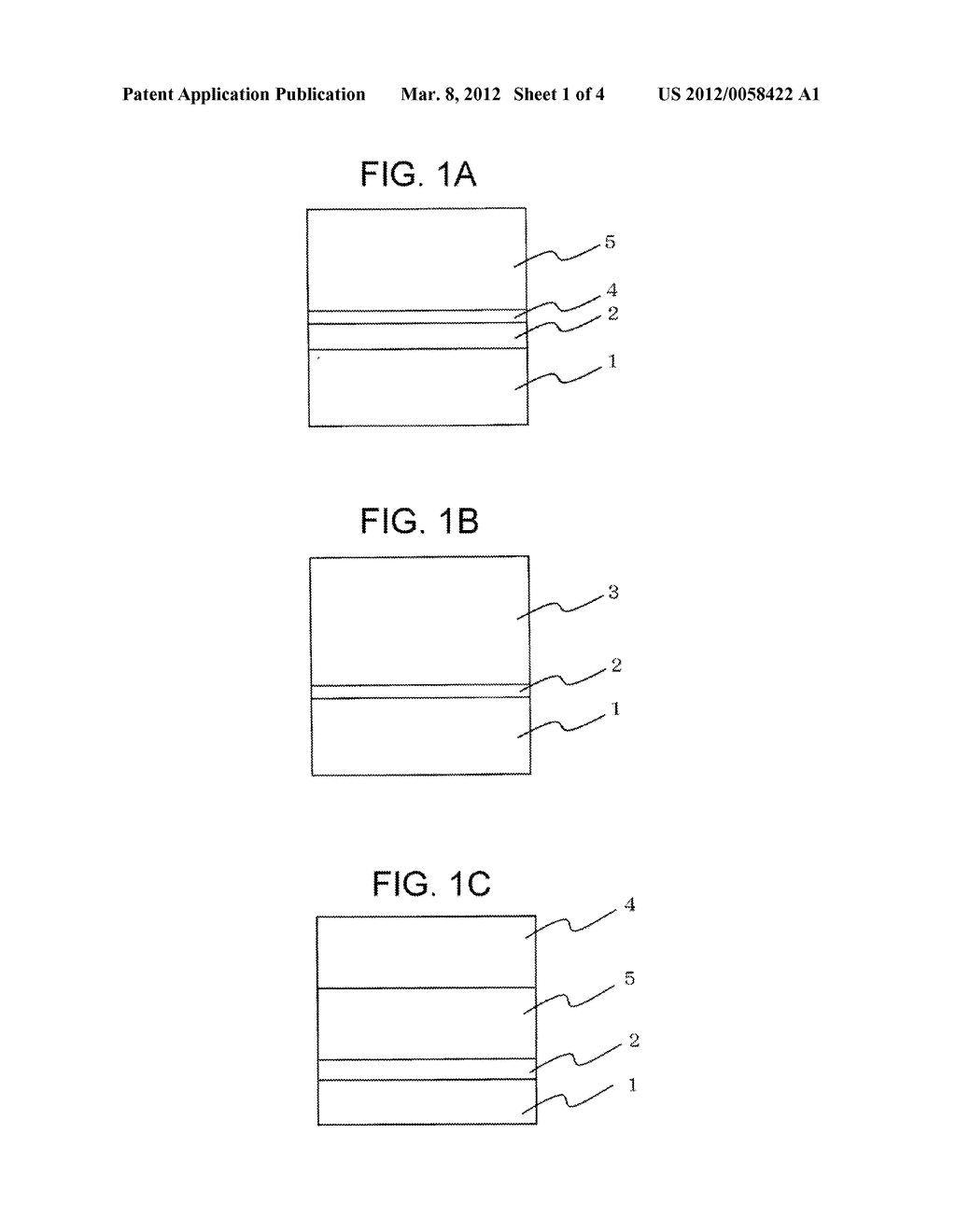PHOTORECEPTOR FOR ELECTROPHOTOGRAPHY, PROCESS FOR PRODUCING THE SAME, AND     ELECTROPHOTOGRAPHIC APPARATUS - diagram, schematic, and image 02