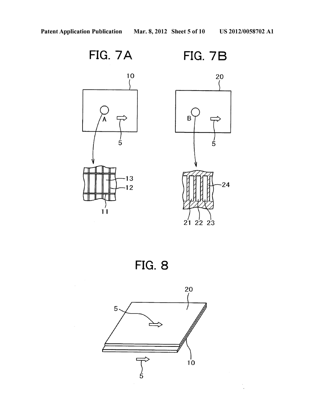 MANUFACTURING METHOD OF DISPLAY DEVICE - diagram, schematic, and image 06