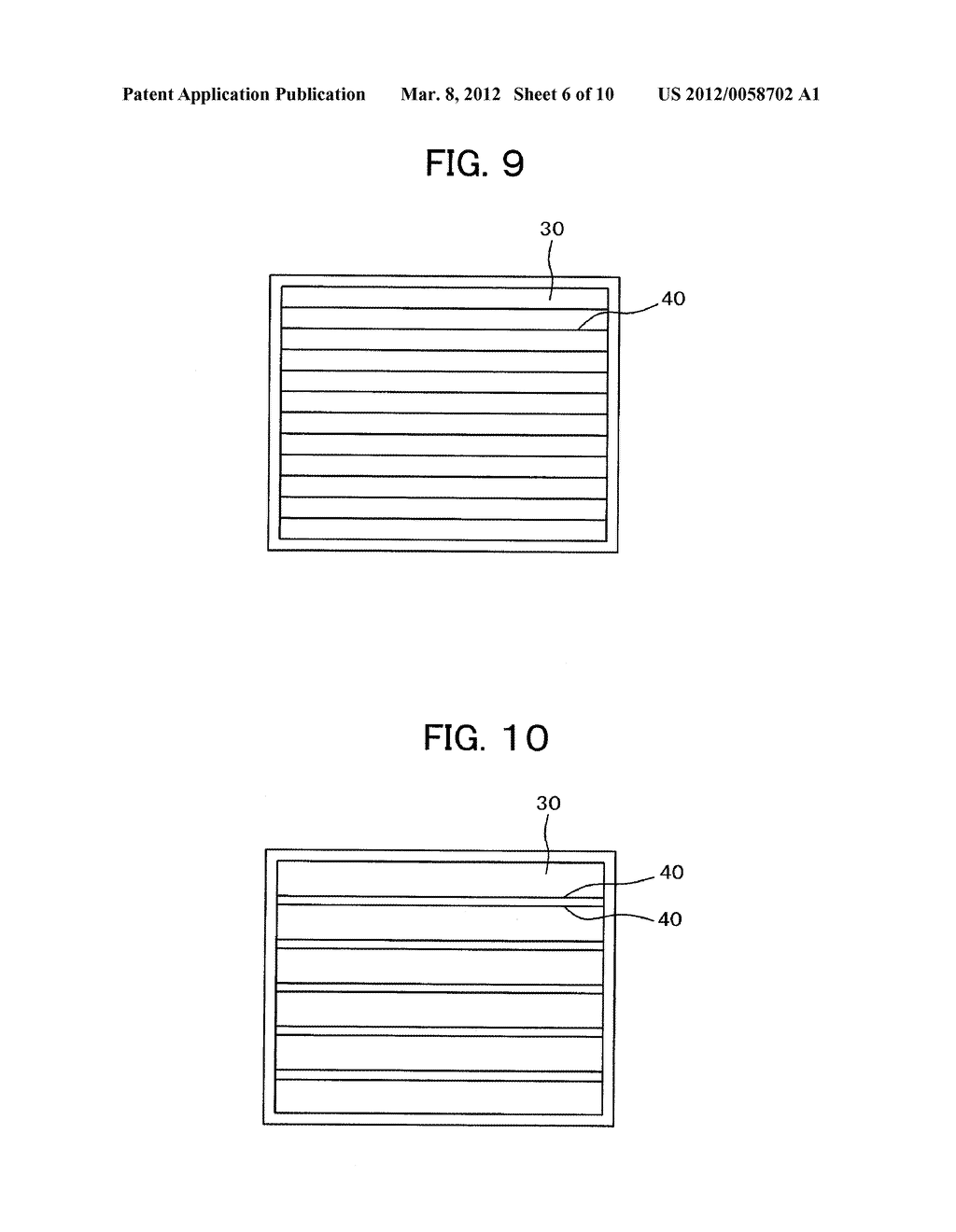 MANUFACTURING METHOD OF DISPLAY DEVICE - diagram, schematic, and image 07