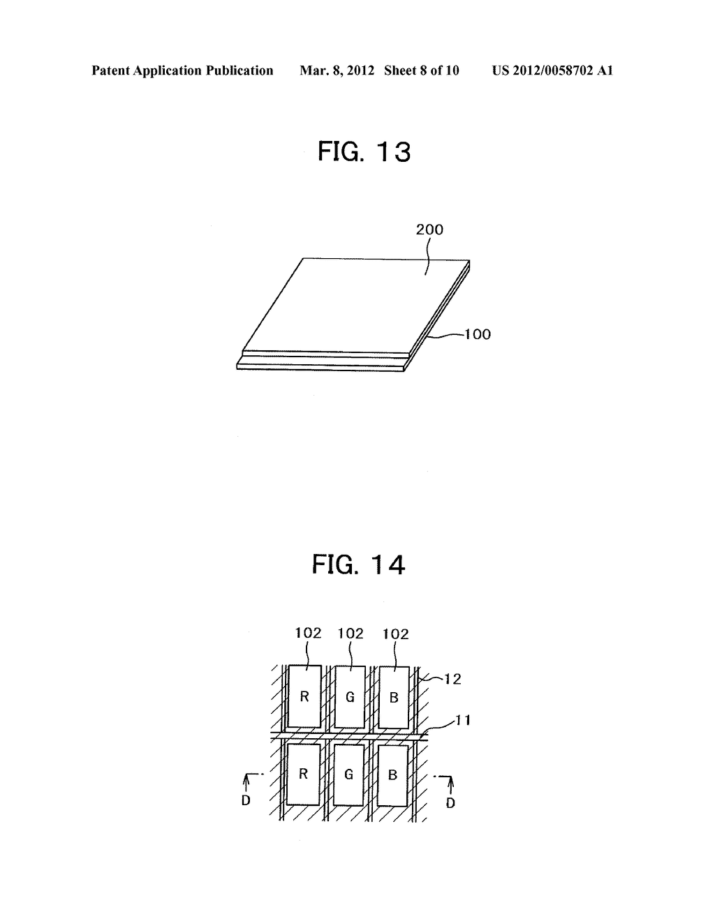 MANUFACTURING METHOD OF DISPLAY DEVICE - diagram, schematic, and image 09