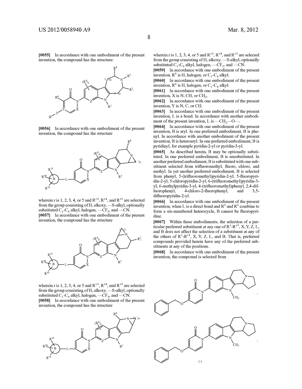 AZINONE-SUBSTITUTED AZAPOLYCYCLE MCH-1 ANTAGONISTS, METHODS OF MAKING, AND     USE THEREOF - diagram, schematic, and image 09