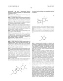 AZINONE-SUBSTITUTED AZAPOLYCYCLE MCH-1 ANTAGONISTS, METHODS OF MAKING, AND     USE THEREOF diagram and image