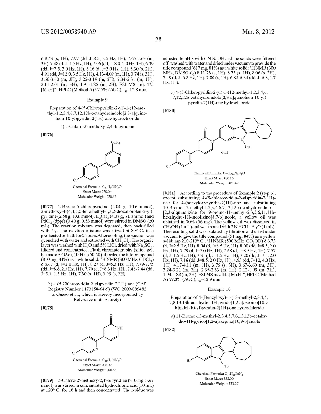AZINONE-SUBSTITUTED AZAPOLYCYCLE MCH-1 ANTAGONISTS, METHODS OF MAKING, AND     USE THEREOF - diagram, schematic, and image 29