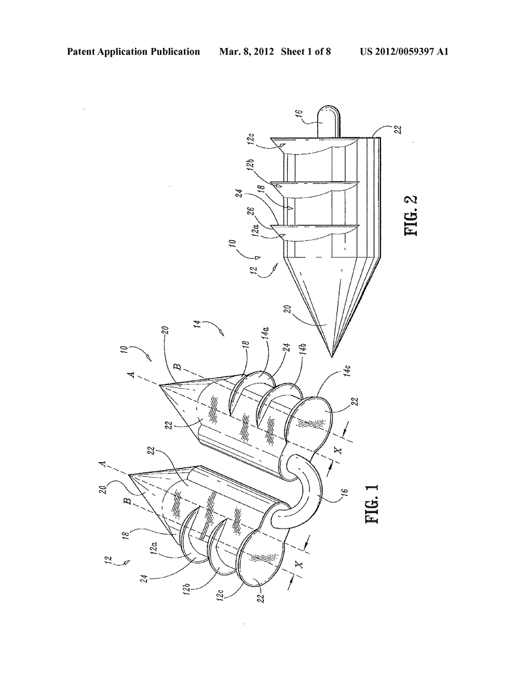 ABSORBABLE FASTENER AND APPLYING APPARATUS - diagram, schematic, and image 02