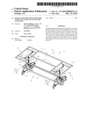 Height Adjustable Bed Framework with a Lift Chain and a Planetary Gear     Train diagram and image