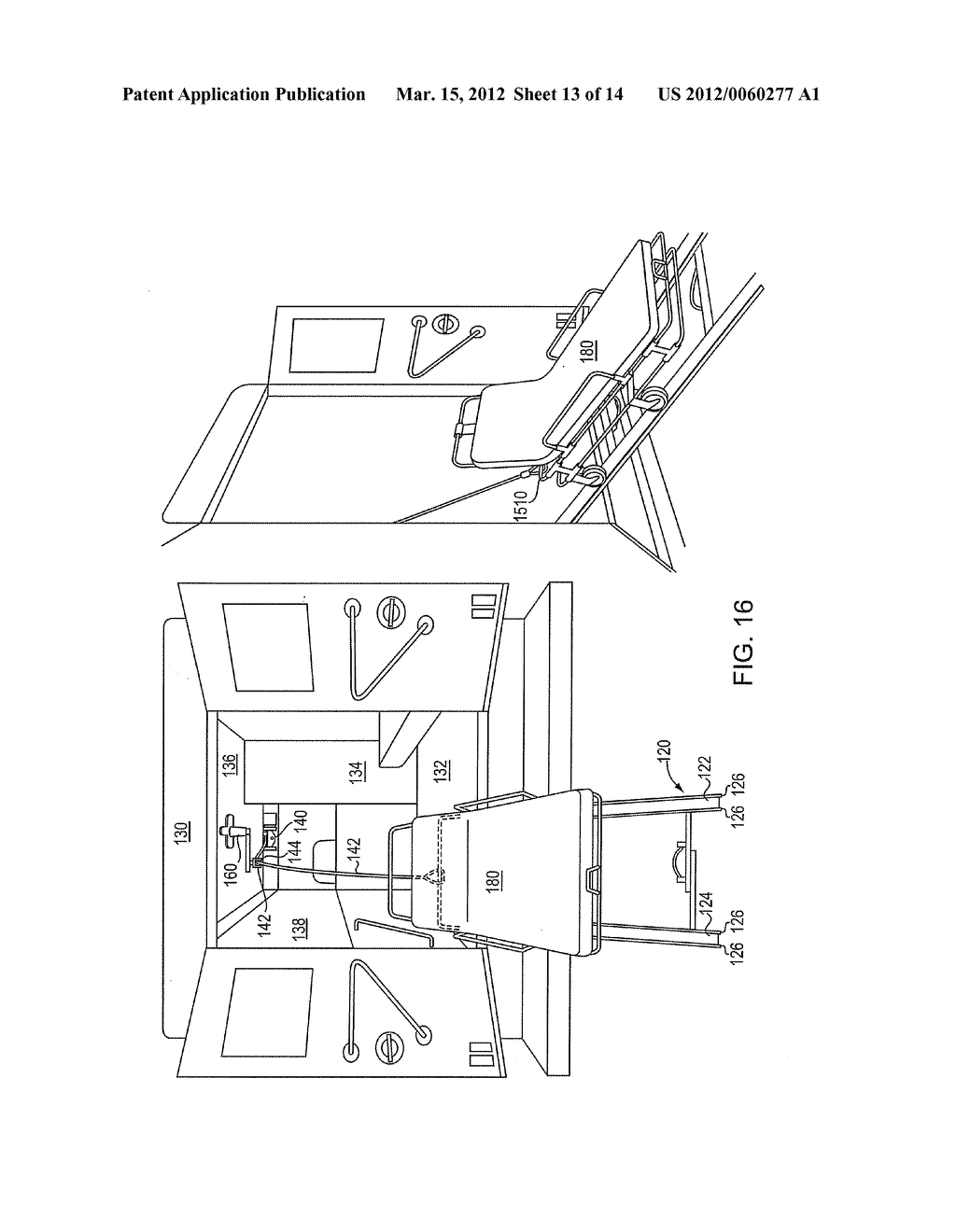 APPARATUS AND METHODS FOR TRANSFERING A PATIENT - diagram, schematic, and image 14
