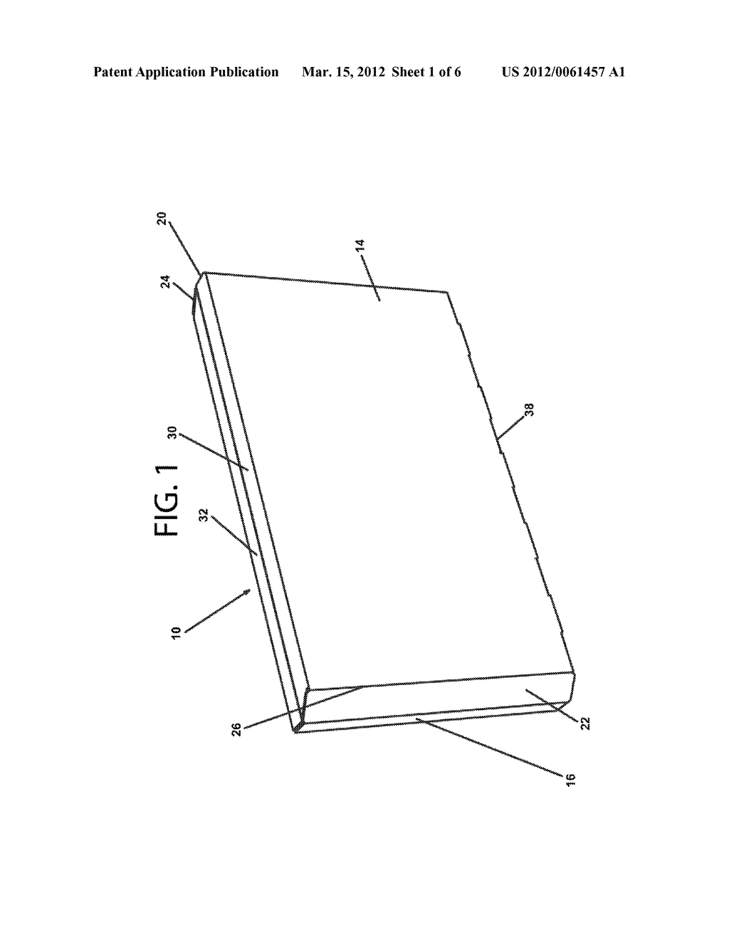 Carton With Angled Corner Panels - diagram, schematic, and image 02