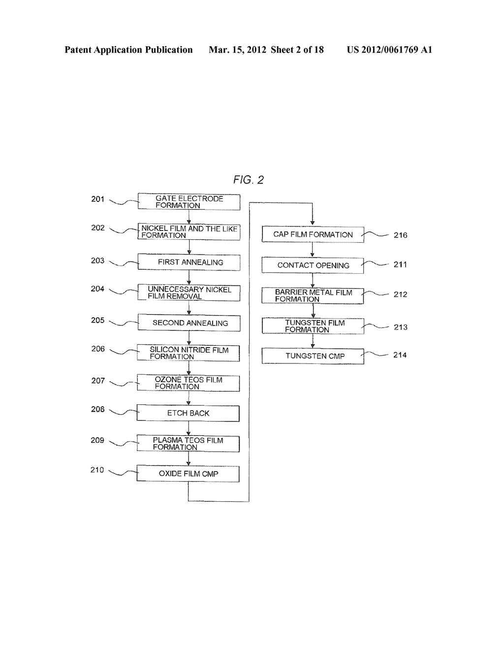 SEMICONDUCTOR INTEGRATED CIRCUIT DEVICE AND A METHOD FOR MANUFACTURING A     SEMICONDUCTOR INTEGRATED CIRCUIT DEVICE - diagram, schematic, and image 03