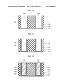 CAPACITOR ELEMENT, MANUFACTURING METHOD THEREOF AND SEMICONDUCTOR DEVICE diagram and image