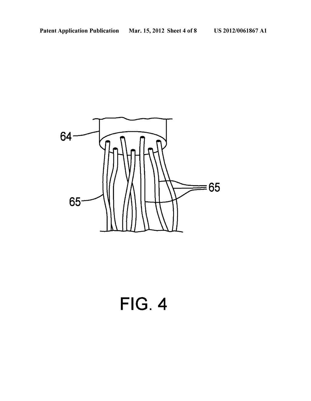 POLYMER PELLETS CONTAINING SUPERCRITICAL FLUID AND METHODS OF MAKING AND     USING - diagram, schematic, and image 05
