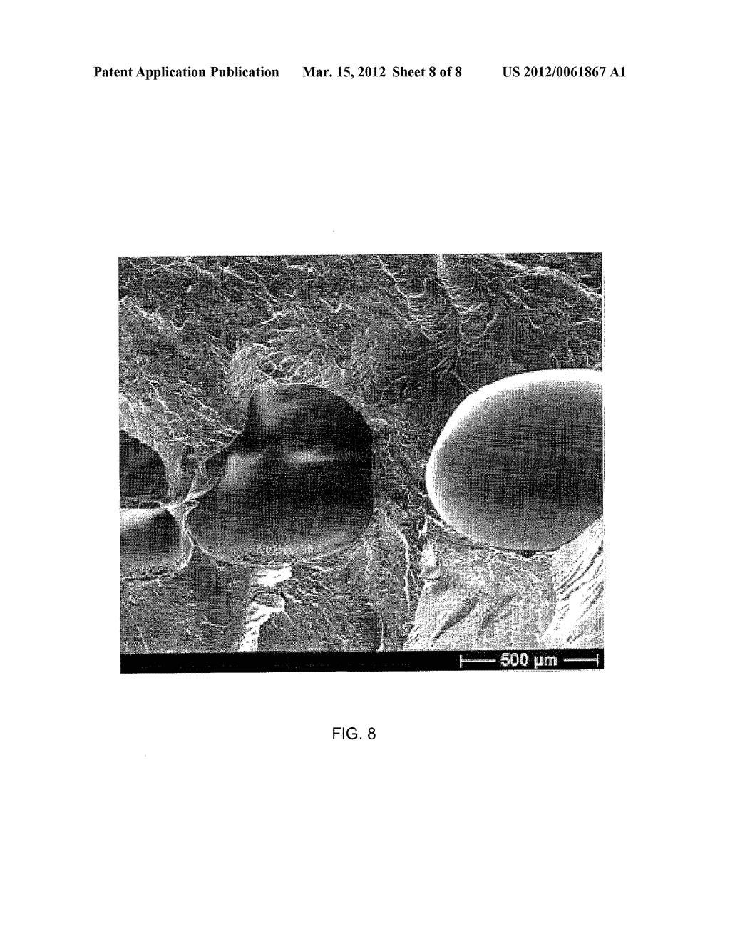 POLYMER PELLETS CONTAINING SUPERCRITICAL FLUID AND METHODS OF MAKING AND     USING - diagram, schematic, and image 09