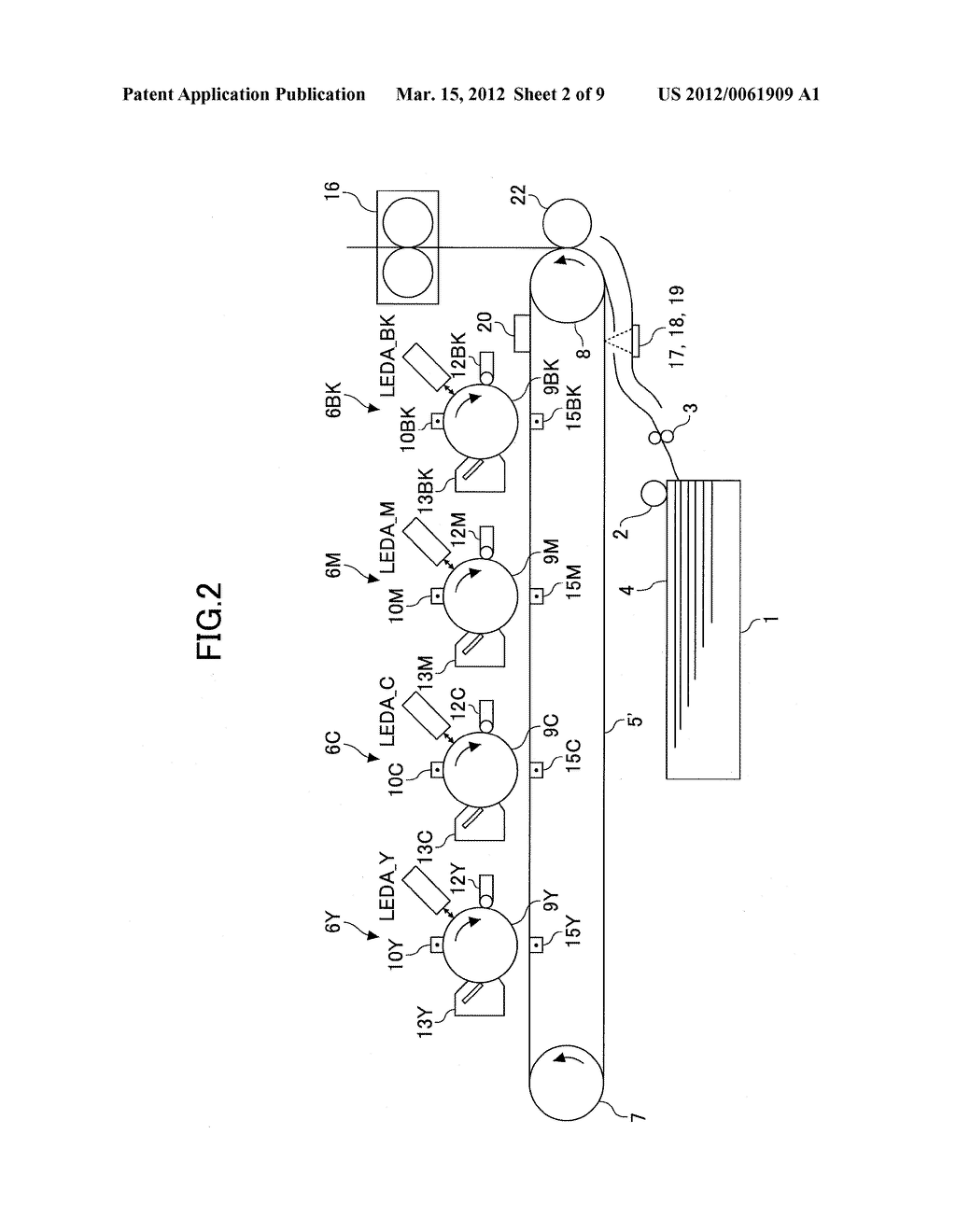 IMAGE PROCESSING APPARATUS, AN IMAGE FORMING APPARATUS, AN IMAGE     PROCESSING METHOD AND A RECORDING MEDIUM - diagram, schematic, and image 03