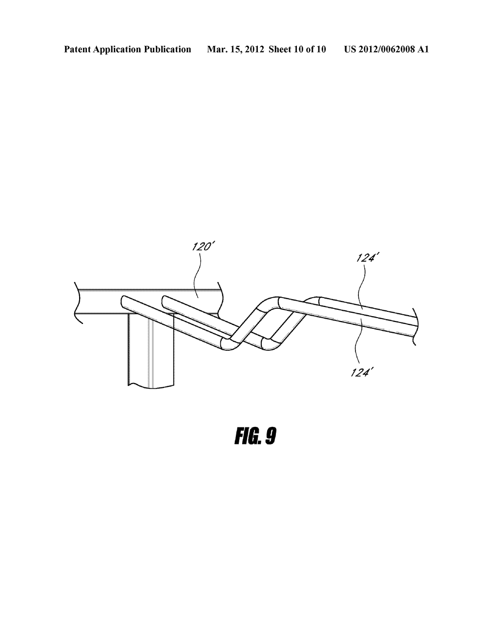 RECLINABLE SEATING APPARATUS AND METHOD - diagram, schematic, and image 11