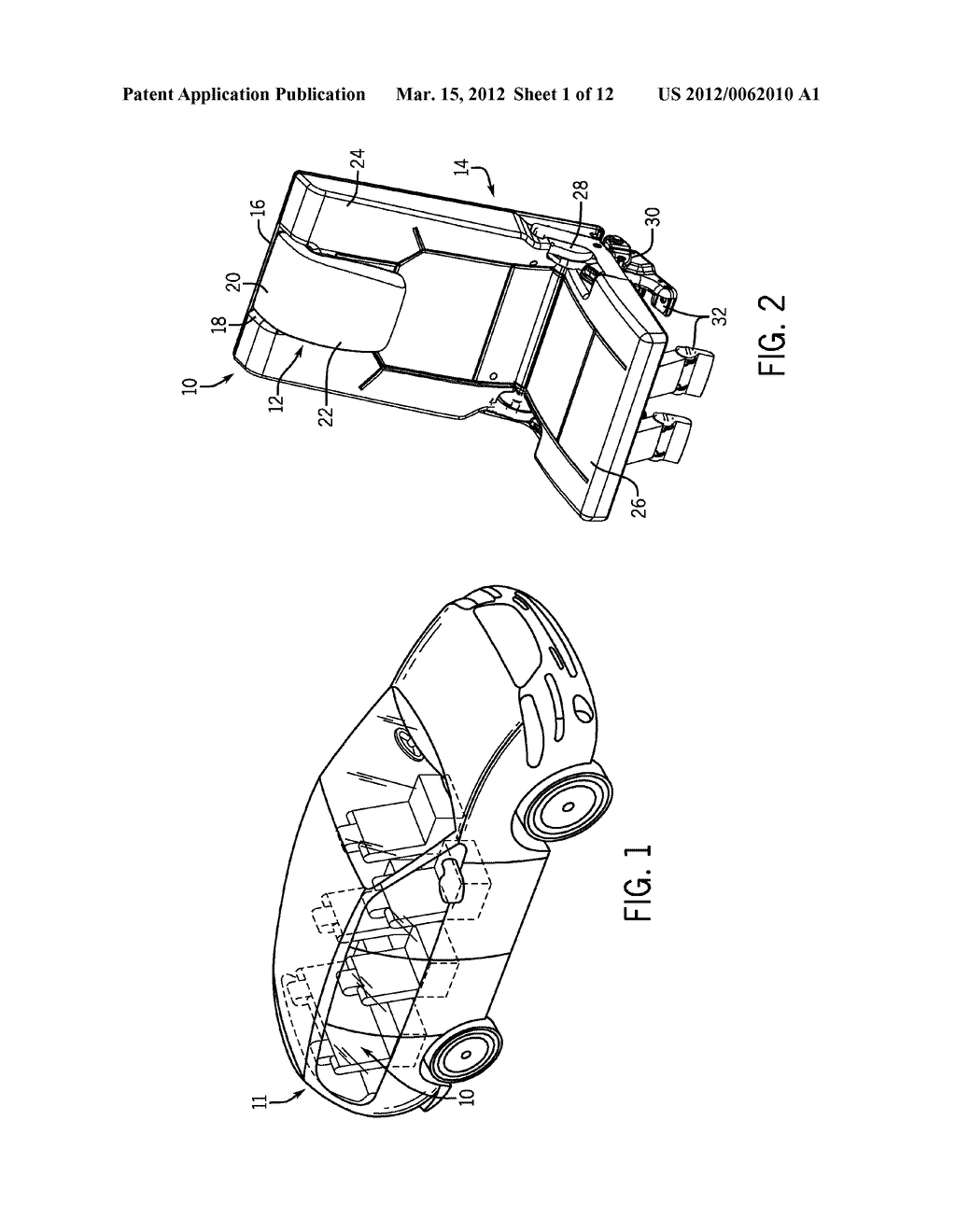 ROTATING HEAD RESTS - diagram, schematic, and image 02