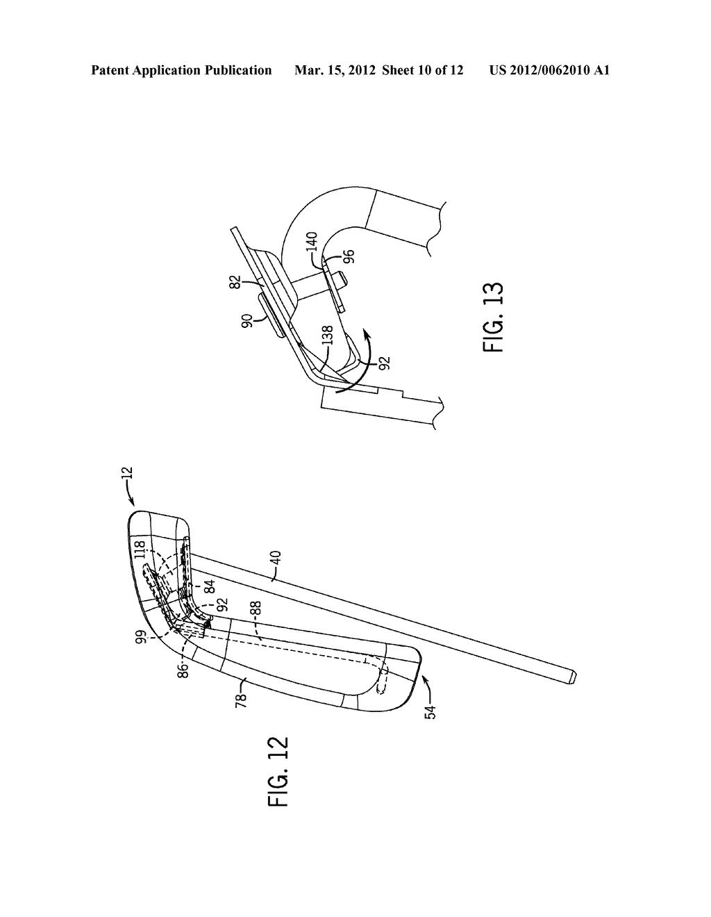 ROTATING HEAD RESTS - diagram, schematic, and image 11