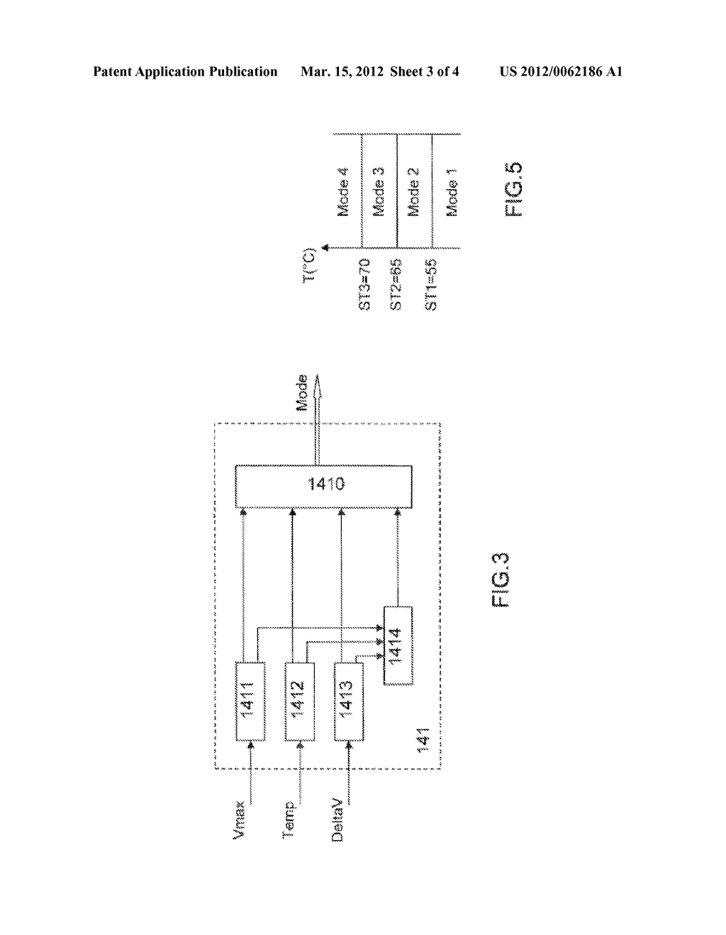 METHOD OF CONTROLLING AN ENERGY STORAGE UNIT IN A VEHICLE MICRO-HYBRID     SYSTEM - diagram, schematic, and image 04