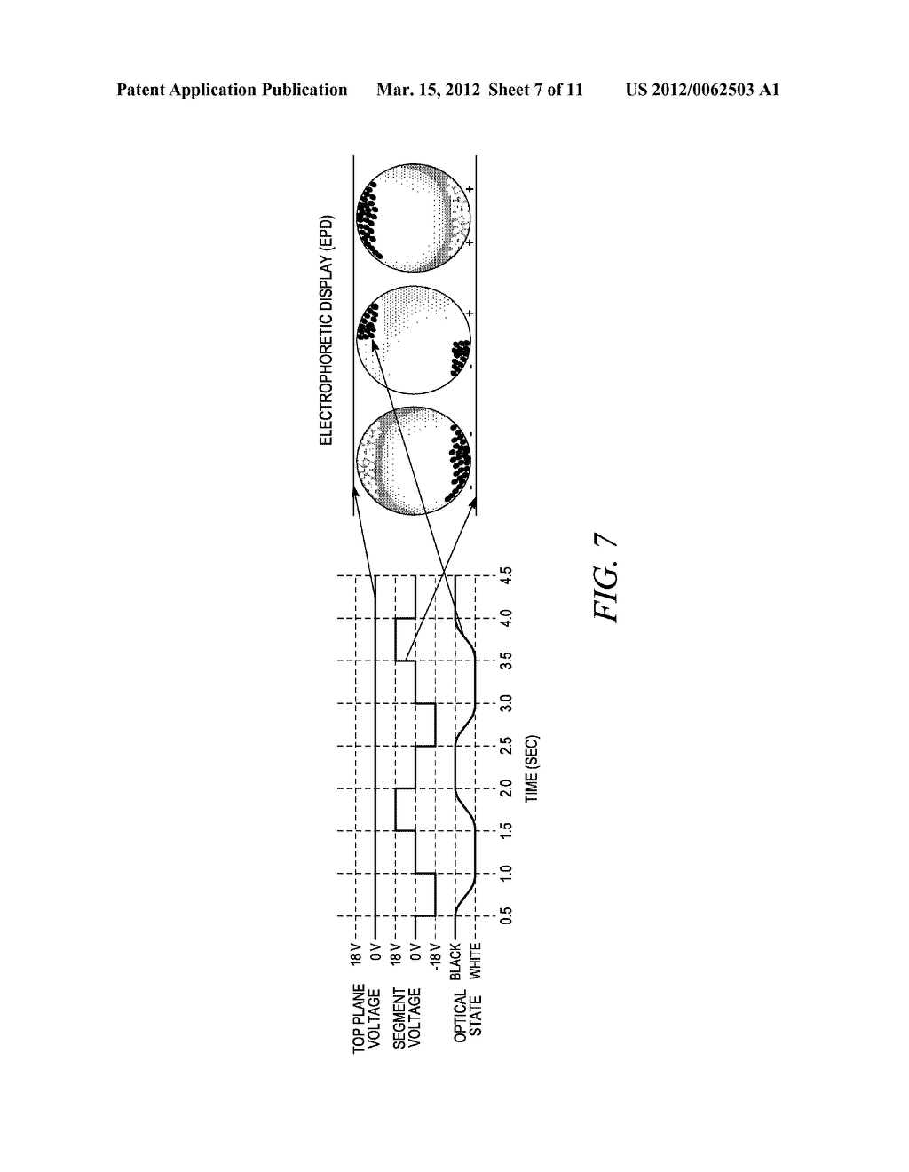DEVICE FOR INTEGRATING CAPACTIVE TOUCH WITH ELECTROPHORETIC DISPLAYS - diagram, schematic, and image 08