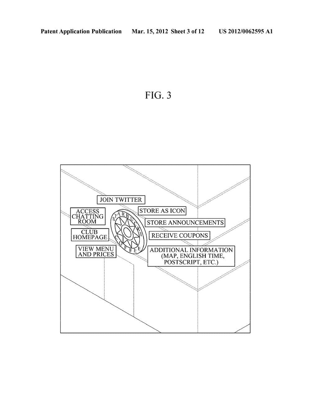 METHOD AND APPARATUS FOR PROVIDING AUGMENTED REALITY - diagram, schematic, and image 04