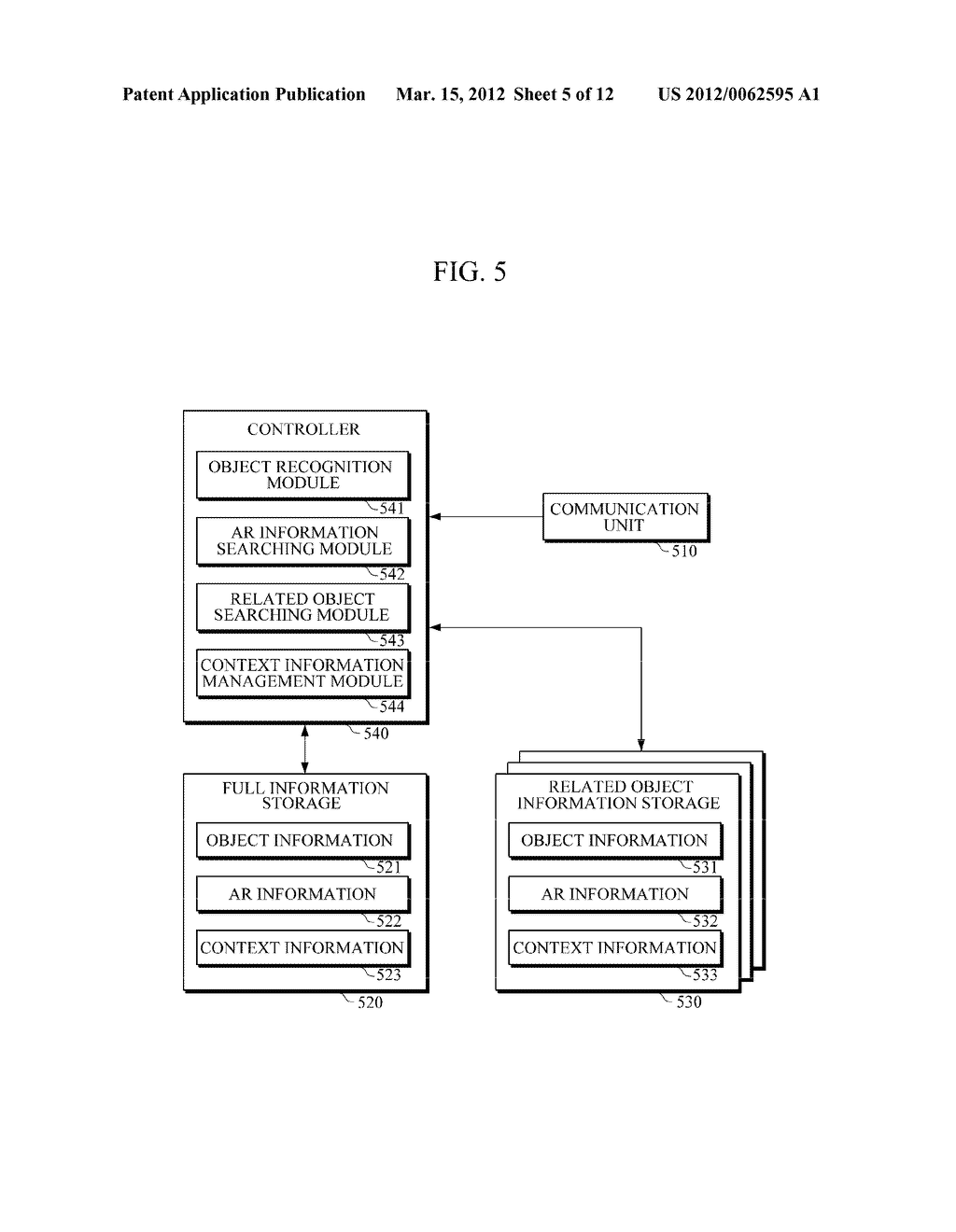 METHOD AND APPARATUS FOR PROVIDING AUGMENTED REALITY - diagram, schematic, and image 06