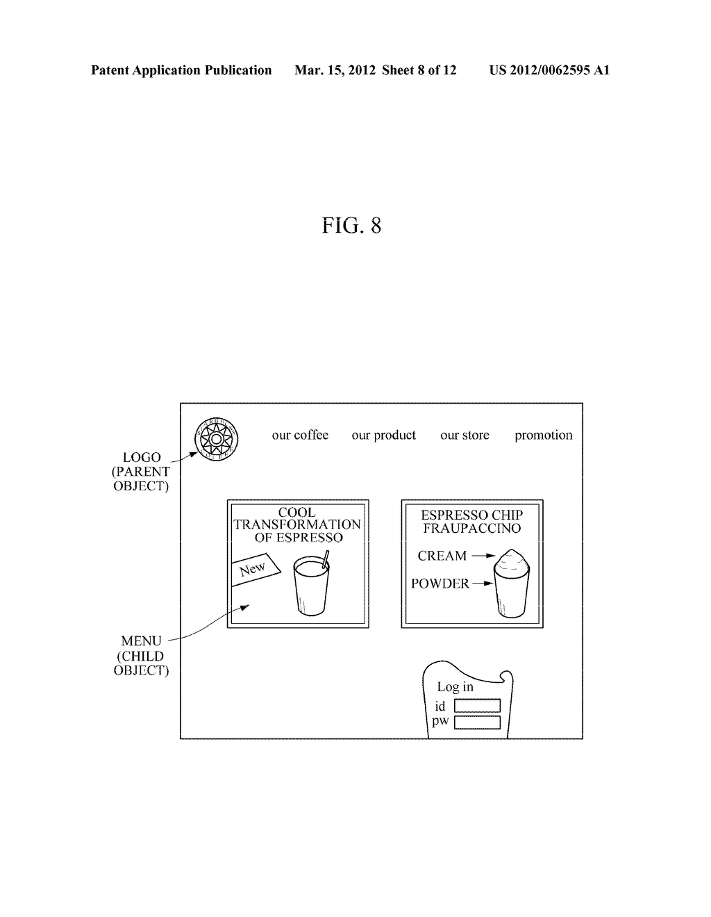METHOD AND APPARATUS FOR PROVIDING AUGMENTED REALITY - diagram, schematic, and image 09