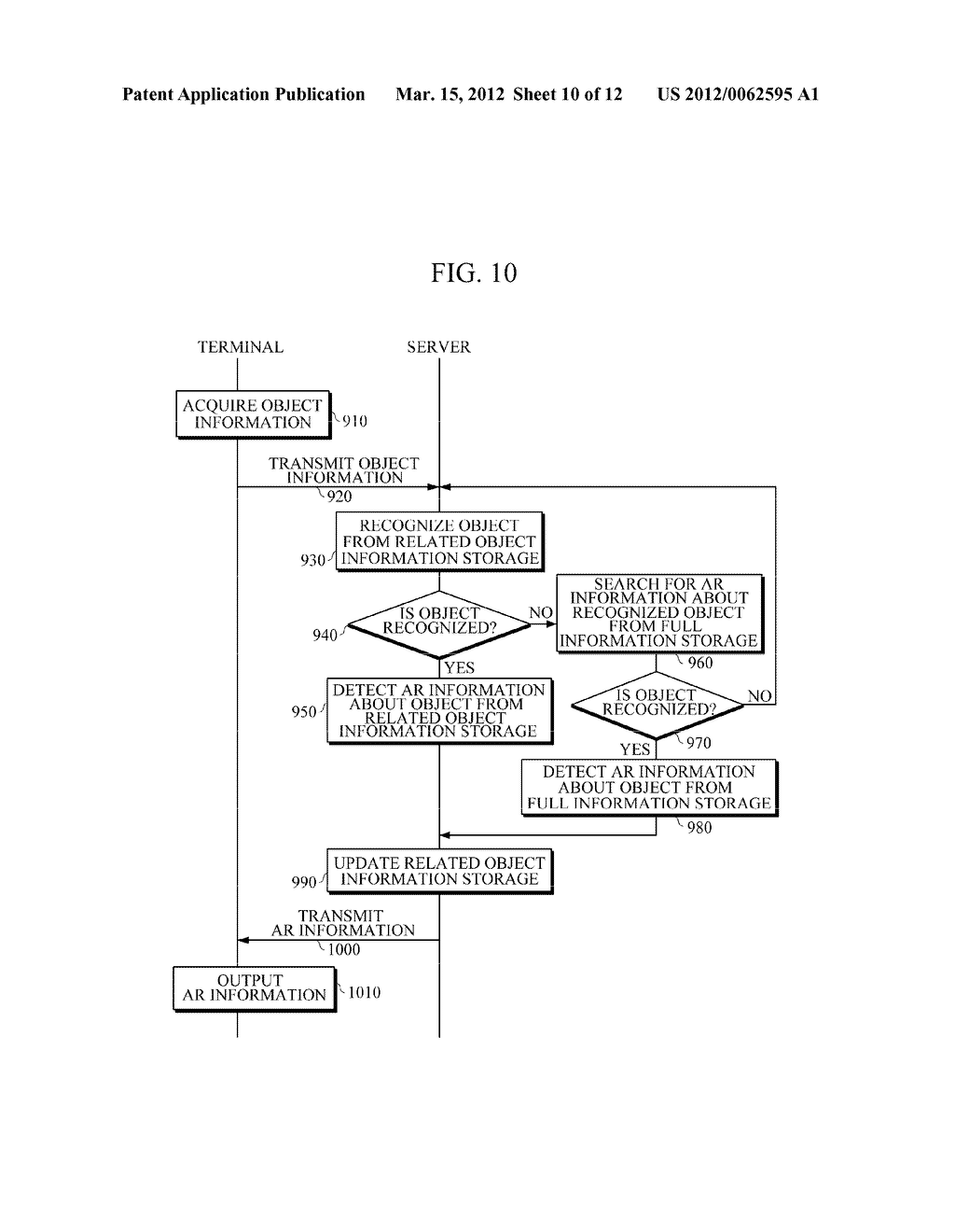 METHOD AND APPARATUS FOR PROVIDING AUGMENTED REALITY - diagram, schematic, and image 11